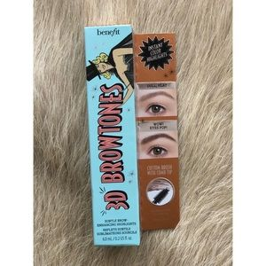 3D Browtones by Benefit - Copper